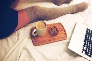 Cafe con Soja y Muesli