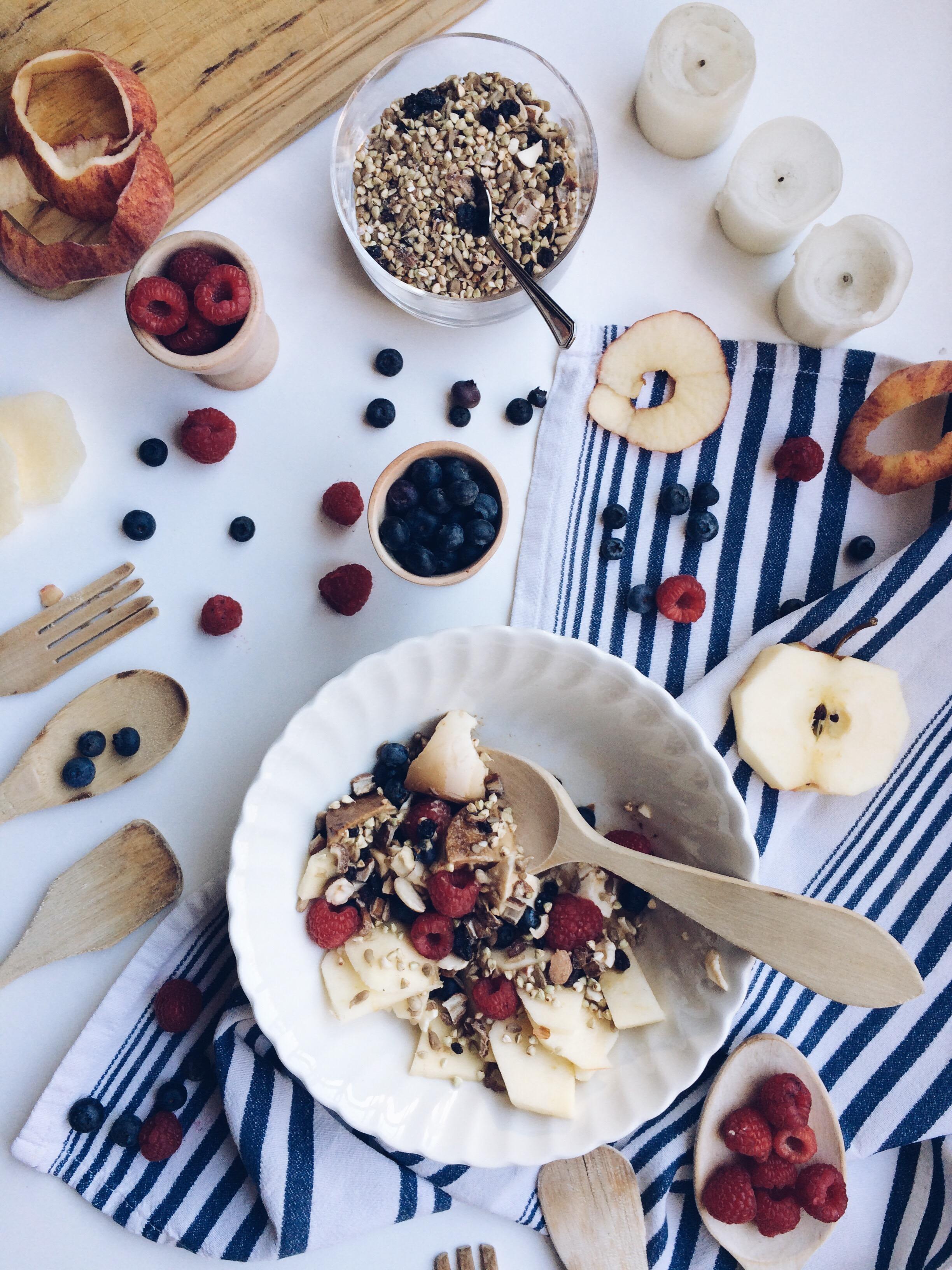 bol de desayuno